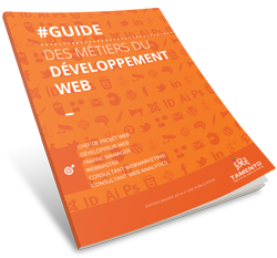 métiers du développement web